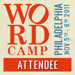 I'm Attending WordCamp Philly 2011!